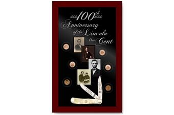 Abe Lincoln 100th Anniversary Set (1pc)
