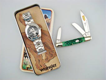 CCN-19104 WRANGLER TIME (2PC) [Steel Warrior]