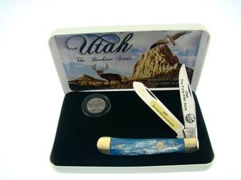 Utah State Quarter. Set (1pcs)