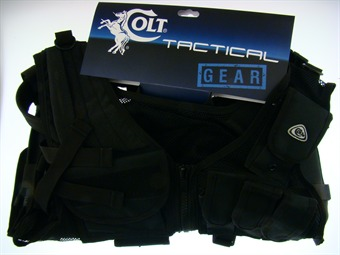 Colt Tactical Gear Vest (1pcs)