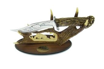 Moose Horn Bear Knife (1pc)