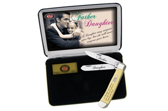 Case Father Daughter Trapper(1pc