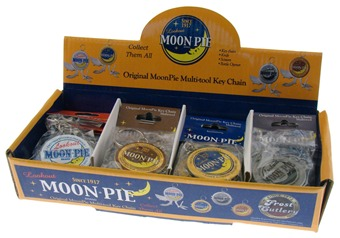 CCN-32622 MOONPIE MULTI-TOOL DISPLAY(24PCS [Frost Cutlery]