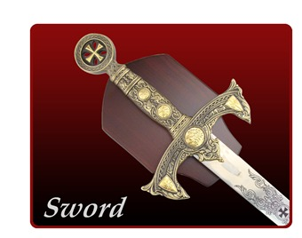 Commander Sword (1pc)