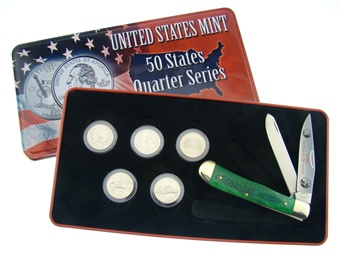 1999 State Quarter Collection(1pc)