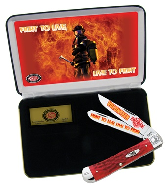 Case Volunteer Fire Fighter(1pc)