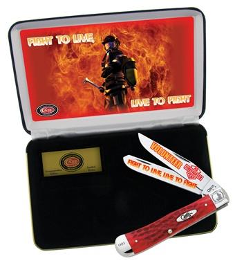 Case Volunteer Fire Fighter(1pc)