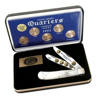 Case 2002 Golden Quarters(1pc)