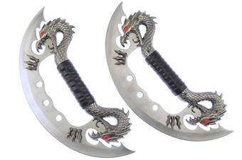 Double Dragon (2pcs)
