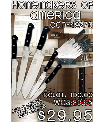 Home Makers Of America (1pc)