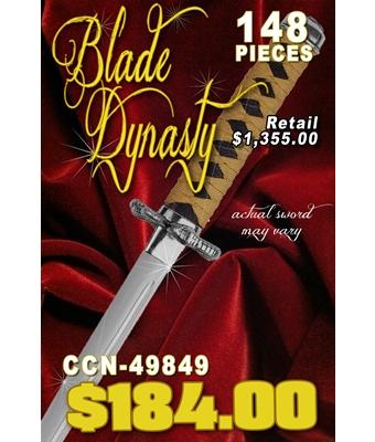 Blade Dynasty & Bonus (148pcs)