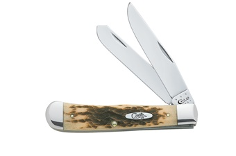 Case Amber Bone Trapper (1pc)