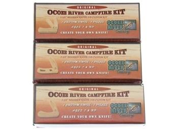 Ocoee River Kit Knife Trio (3pcs