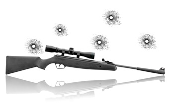 Stoeger .177 Cliber Air Rifle (1