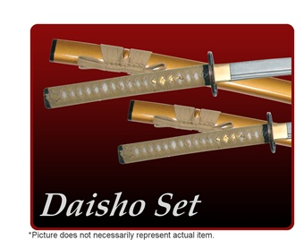 Flying Dragon Katana Collection (4pc)
