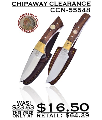 CCN-55548 Chipaway Clearance (2pcs) [Chipaway Cutlery]