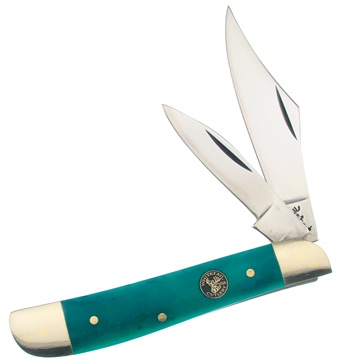 CCN-55575 Peanut Trapper (1pc) [Whitetail Cutlery]