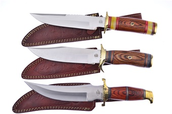 CCN-56273 Chipaway West Canyon Collection (3pc) [Chipaway Cutlery]