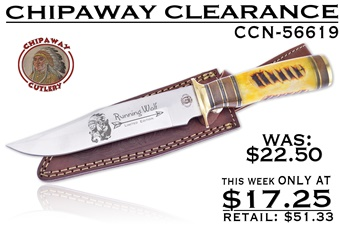 Chipaway Clearance (1pc)