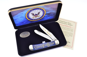 Case U.S. Navy Commemorative Set (1pc)