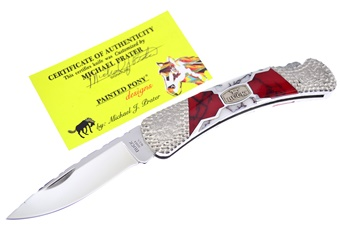 Painted Pony Buck 500 Bleed Out (1pc)