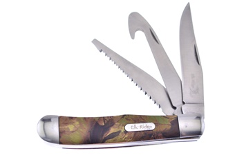 Elk Ridge Camo Trapper (1pc)
