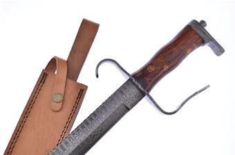 Damascus Pirate Sword (1pc)