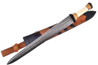 Damascus Viking Crew Sword (1pc)