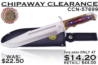 CCN-57699 Chipaway Clearance (1pc) [Chipaway Cutlery]