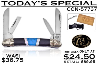 CCN-57737 Today's Special (1pc) [Silverhorse Stoneworks]