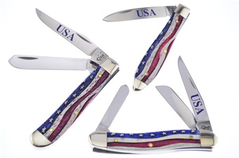 Case Star Spangled Banner Trio (3pc)