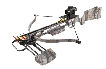 Mankung 160lb Camo Crossbow (1pc