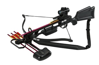 Mankung 160lb Black Crossbow (1p