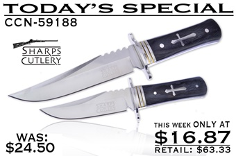 CCN-59188 Today's Special (2pcs) [Sharps Cutlery]