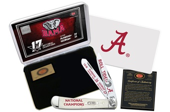 CCN-59341 Case Low Number Alabama Champs(1) [Case]