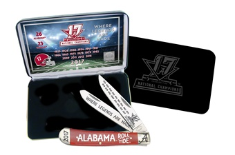 Alabama Champs Rsb (1pc)