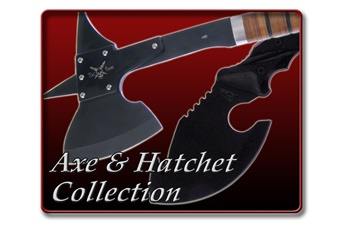Peace Pipe Hatchet Six Pack(6pc)
