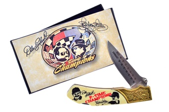 Petty Earnhardt 7-Time Champ(1p)