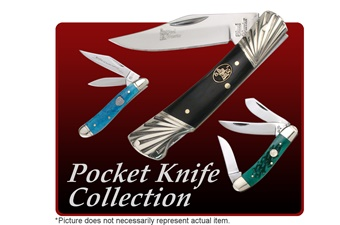 Pocket Knife Pleasures (10pcs)