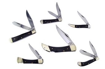 Cape Buffalo Steel (6pc)