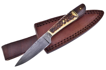 Damascus Stag Spike (1pc)