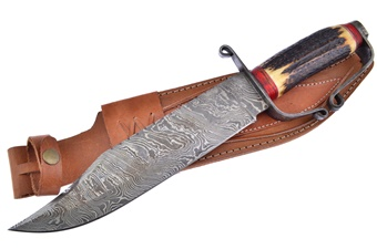 Old Forge Damascus Confederate (1pc