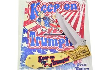Keep On Trumpin (1pc)