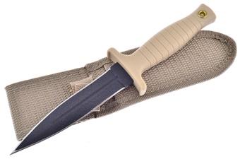 Desert Tan Boot Knife (1pc)