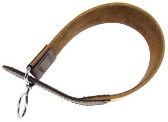 Leather Strap w/Hook (1pc)