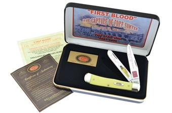Case Ft Sumpter Yellow Trapper