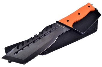 Out Of Box S-Tec Steel Guard (1pc)
