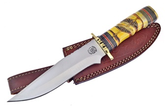 Prototype Chipaway Yellow Bone Bowie (1p