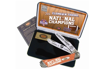 Closeout Case Clemson 2016 Champs (1