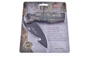 Closeout Realtree Camo Tactical (1pc)
